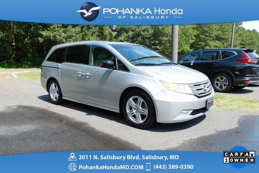2011_Honda_Odyssey_Touring ** NAVIGATION & REAR DVD ** ONE OWNER **_ Salisbury MD