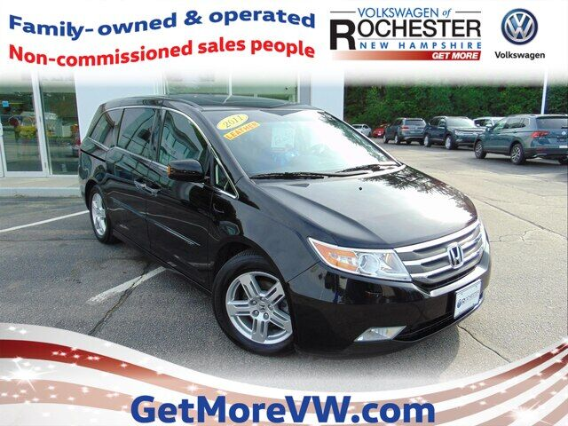 2011 Honda Odyssey Touring Rochester NH