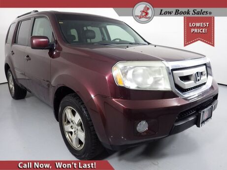 2011_Honda_PILOT_EX-L_ Salt Lake City UT