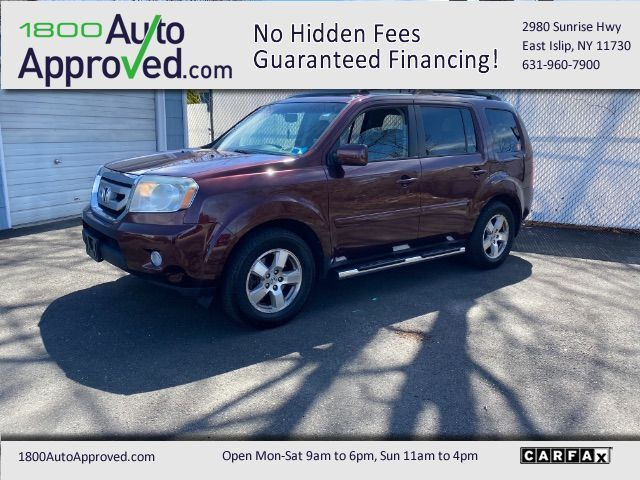 2011 Honda Pilot EX-L 4WD 5-Spd AT with DVD East Islip NY