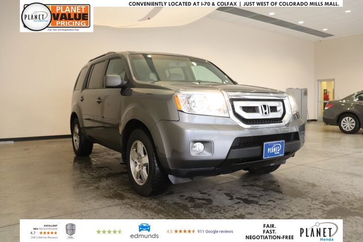 2011 Honda Pilot EX L Golden CO