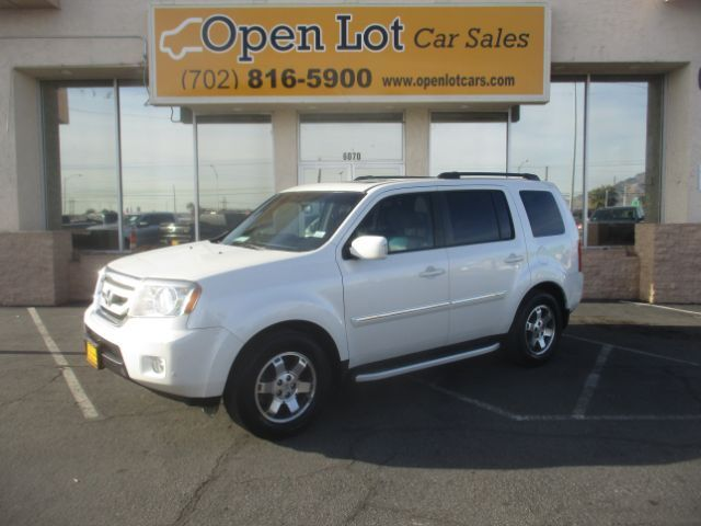 2011 Honda Pilot Touring 2WD 5-Spd AT with DVD Las Vegas NV