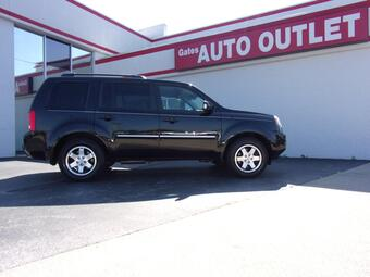 2011_Honda_Pilot_Touring_ Richmond KY