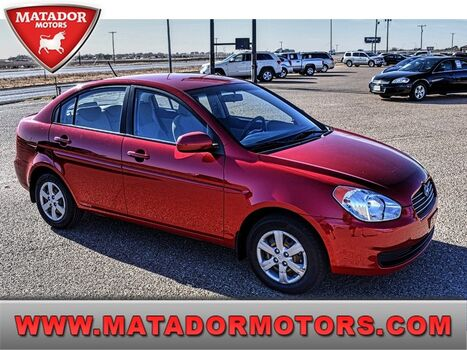 2011_Hyundai_Accent_GLS_ Wolfforth TX
