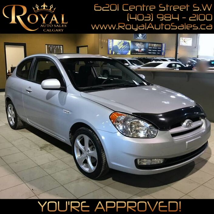 2011 Hyundai Accent L Sport *PRICE REDUCED* Calgary AB