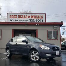 2011_Hyundai_Accent_SE 3-Door_ Reno NV