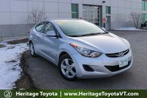 2011 Hyundai Elantra GLS South Burlington VT