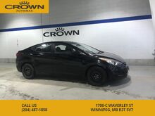 2011_Hyundai_Elantra_GLS **Winter tires and Rims** Remote Start** Heated Seats** Bluetooth**_ Winnipeg MB