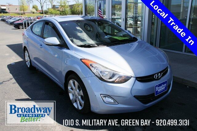 2011 Hyundai Elantra Limited Green Bay WI