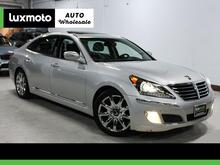 2011_Hyundai_Equus_Signature Back-Up Camera Heated Seats Navigation_ Portland OR