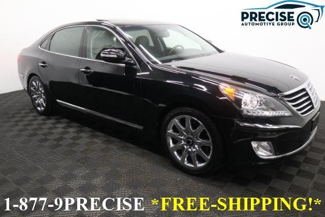 2011 Hyundai Equus Ultimate Chantilly VA