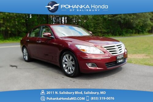 2011_Hyundai_Genesis_3.8 ** NAVI & SUNROOF ** GUARANTEED FINANCING **_ Salisbury MD
