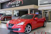 2011 Hyundai Genesis Coupe - 6 speed Track