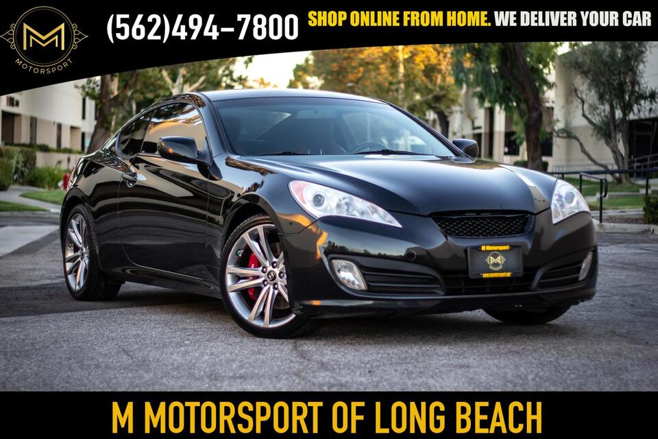 2011_Hyundai_Genesis Coupe_3.8 R-Spec Coupe 2D_ Long Beach CA