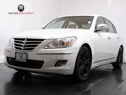 2011_Hyundai_Genesis_Premium_ Tacoma WA