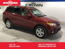 2011_Hyundai_Santa Fe_AWD/Limited/Leather/Heated seats_ Winnipeg MB