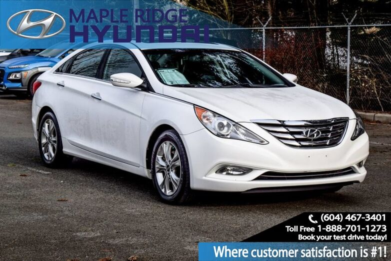 2011 Hyundai Sonata 4dr Sdn 2.4L Auto Limited Maple Ridge BC