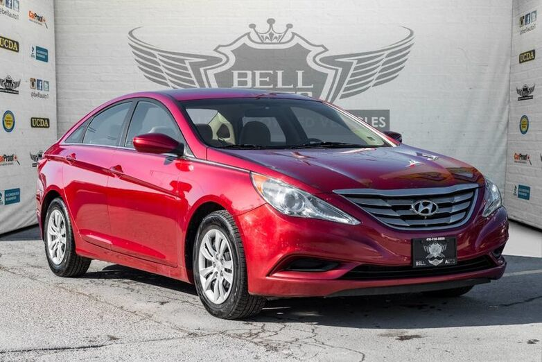2011 Hyundai Sonata GL HEATED SEATS, BLUETOOTH, VOICE COMMAND, PWR MIRRORS/LOCKS Toronto ON