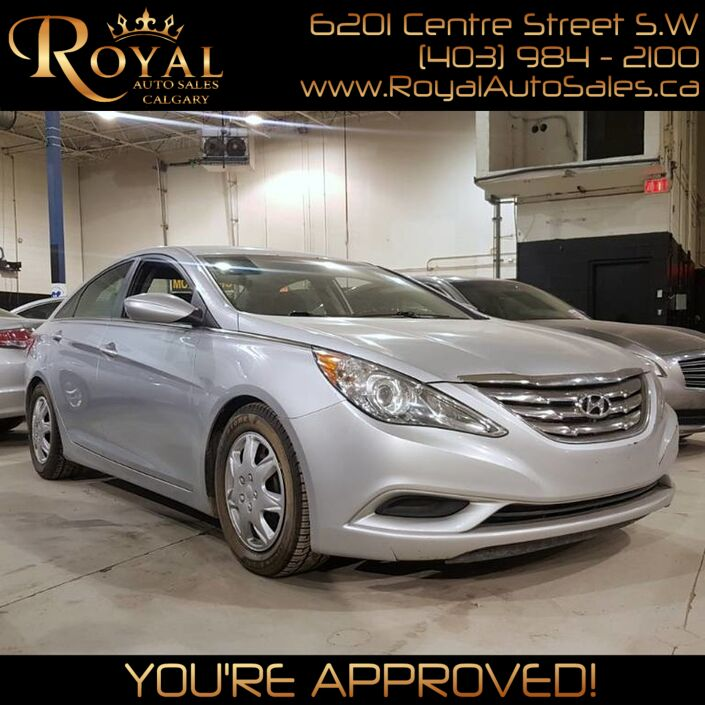 2011 Hyundai Sonata GL *PRICE REDUCED* Calgary AB