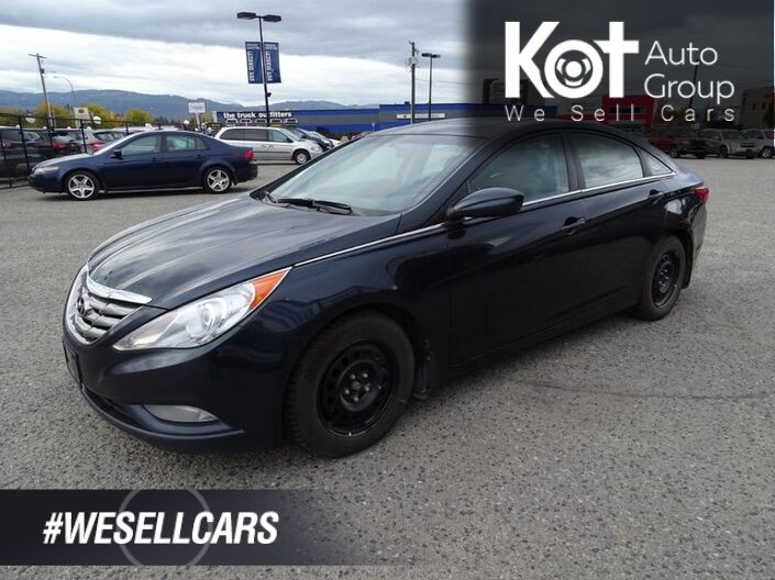 2011 Hyundai Sonata GLS, Heated Seats, Sunroof, Eco Mode Kelowna BC