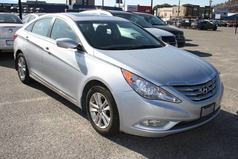 2011 Hyundai Sonata GLS NO accidents, one owner. Kelowna BC