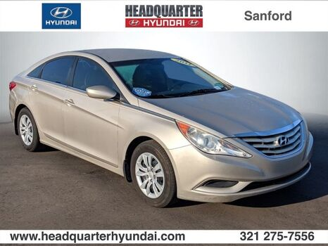 2011_Hyundai_Sonata_GLS_ Orlando FL