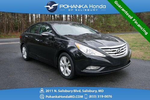 2011_Hyundai_Sonata_Limited ** Sunroof ** Guaranteed Financing **_ Salisbury MD