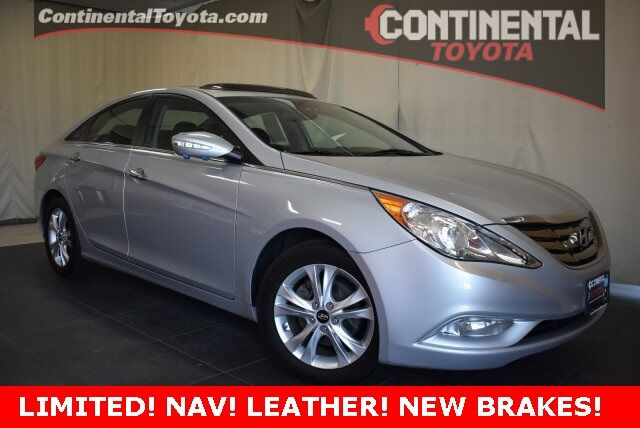 2011 Hyundai Sonata Limited Chicago IL