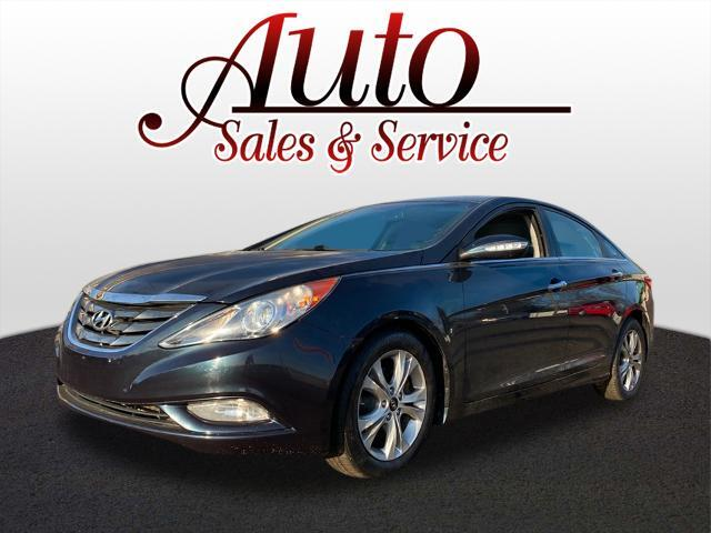 2011 Hyundai Sonata Limited Indianapolis IN