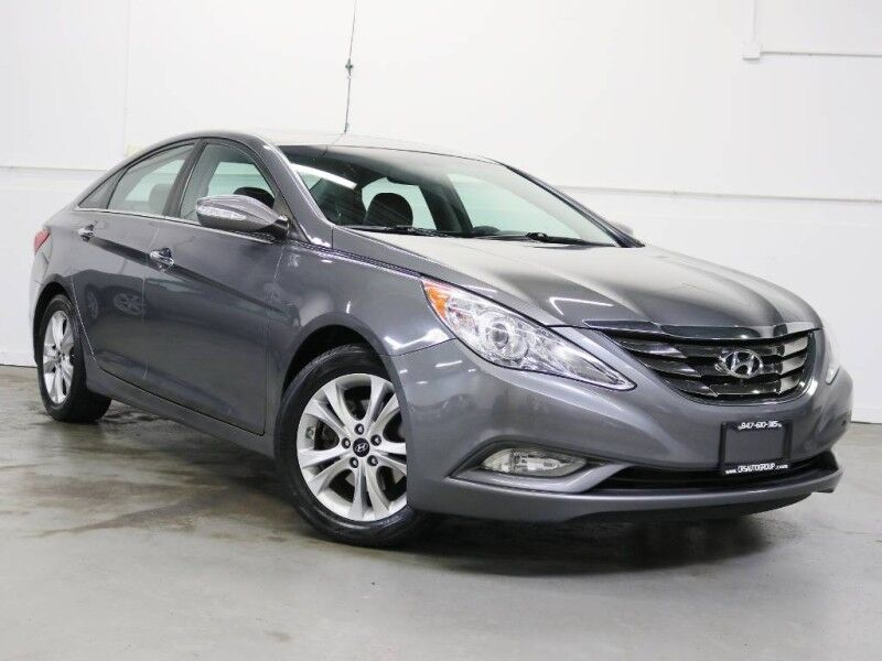 2011 Hyundai Sonata Ltd **1 OWNER!** Schaumburg IL
