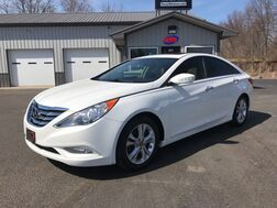 2011_Hyundai_Sonata_Ltd_ Middlebury IN