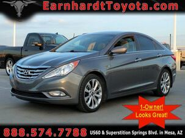 2011_Hyundai_Sonata_Ltd_ Phoenix AZ