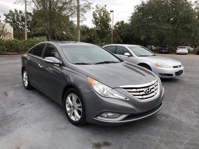2011 Hyundai Sonata Ltd w/Wine Int Gainesville FL