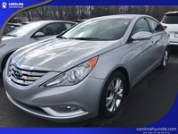 Hyundai Sonata Ltd w/Wine Int 2011