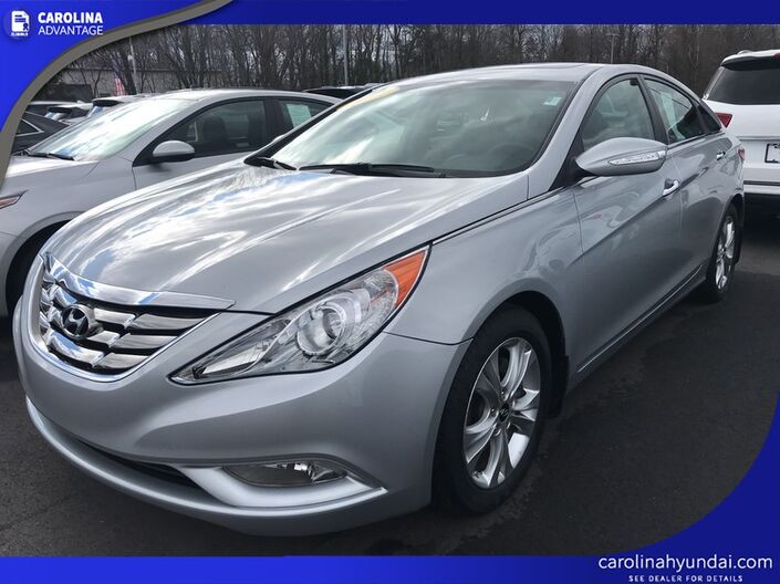 2011 Hyundai Sonata Ltd w/Wine Int High Point NC