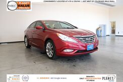 2011 Hyundai Sonata SE Golden CO