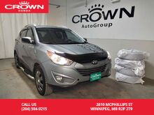 2011_Hyundai_Tucson_GLS/winter tires included/heated seats/One owner_ Winnipeg MB