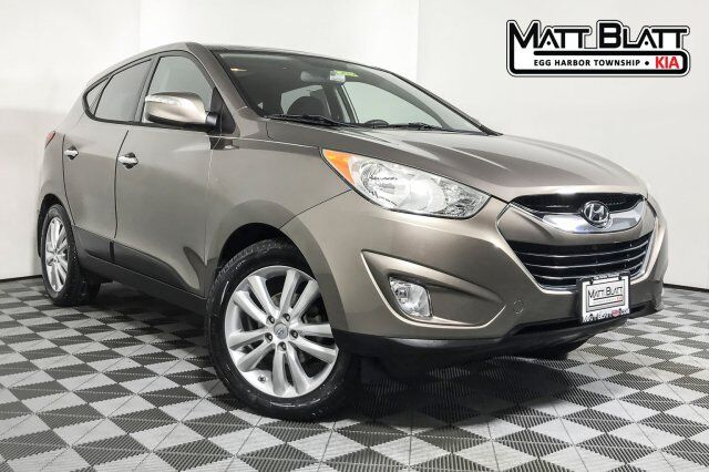 2011 Hyundai Tucson Limited PZEV Egg Harbor Township NJ