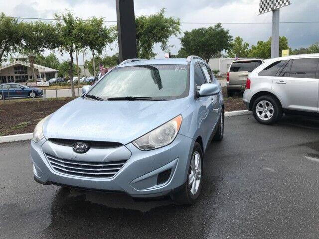 2011 Hyundai Tucson Limited PZEV Gainesville FL