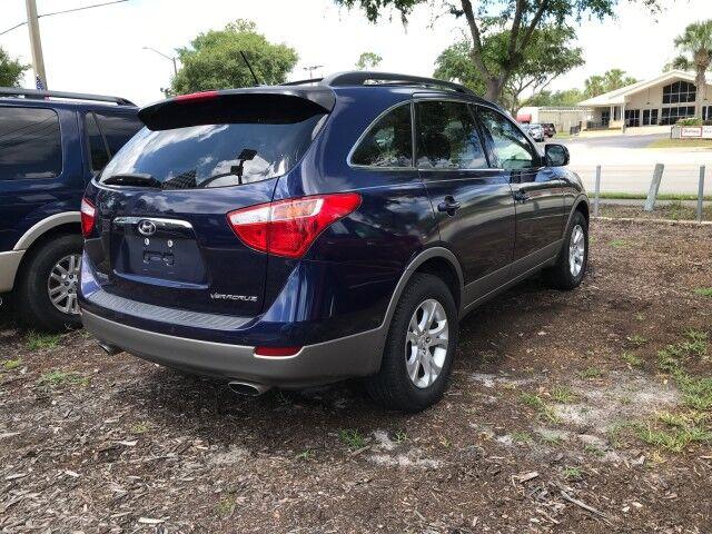 2011 Hyundai Veracruz GLS Gainesville FL