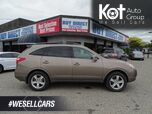 2011 Hyundai Veracruz GLS, Hitch Attachment, Great Family SUV