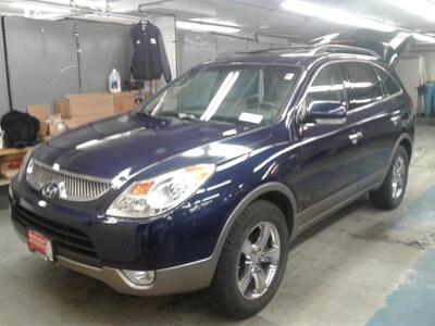 2011_Hyundai_Veracruz_Limited_ Inver Grove Heights MN