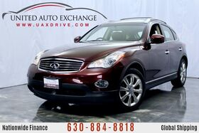 2011_INFINITI_EX35_3.5L V6 Engine AWD w/ HD Navigation, Sunroof, Park Aid with Multiview Camera, Bluetooth Connectivity_ Addison IL