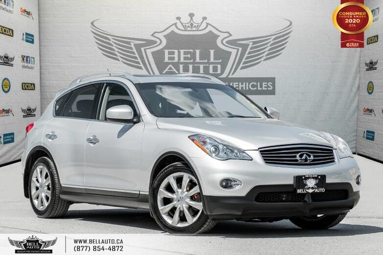 2011 INFINITI EX35 AWD, REAR CAM, SUNROOF, PUSH START, BLUETOOTH Toronto ON