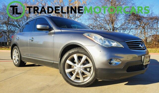 2011 INFINITI EX35 NAVIGATION, REAR VIEW CAMERA, SUNROOF, AND MUCH MORE!!! CARROLLTON TX
