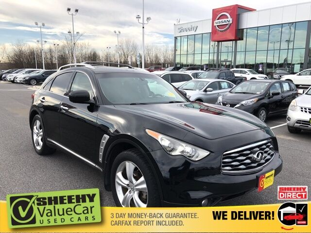 2011 INFINITI FX35 Base White Marsh MD