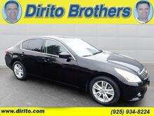 2011_INFINITI_G25 Sedan 4dr Journey RWD 51281A_Journey_ Walnut Creek CA