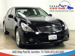 2011_INFINITI_G25x_AWD LEATHER HEATED SEATS REAR CAMERA KEYLESS START BLUETOOTH_ Carrollton TX