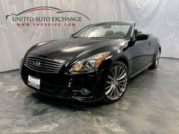 2011_INFINITI_G37 Convertible_Auto With Navigation Premium Pkg/ Technology pkg / Sport Packag_ Addison IL