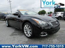 2011_INFINITI_G37 Convertible_Base_ York PA